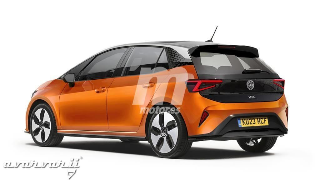 Volkswagen asumió el proyecto de los utilitarios eléctricos antes de retirar a SEAT