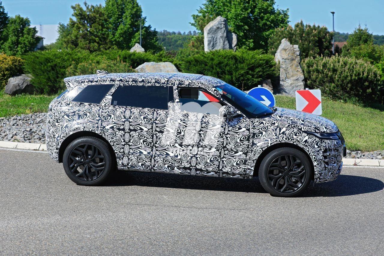 Land Rover Range Rover Evoque 7 Plazas