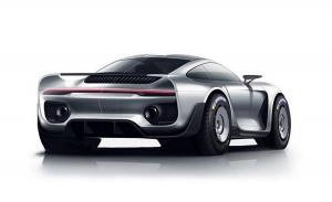 Primeras imágenes del futurista Porsche 911 off-road de Marc Philipp Gemballa