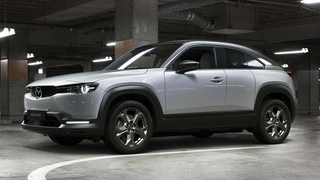 El Mazda MX-30 ya está siendo producido, ¿cuándo llega el nuevo coche eléctrico?