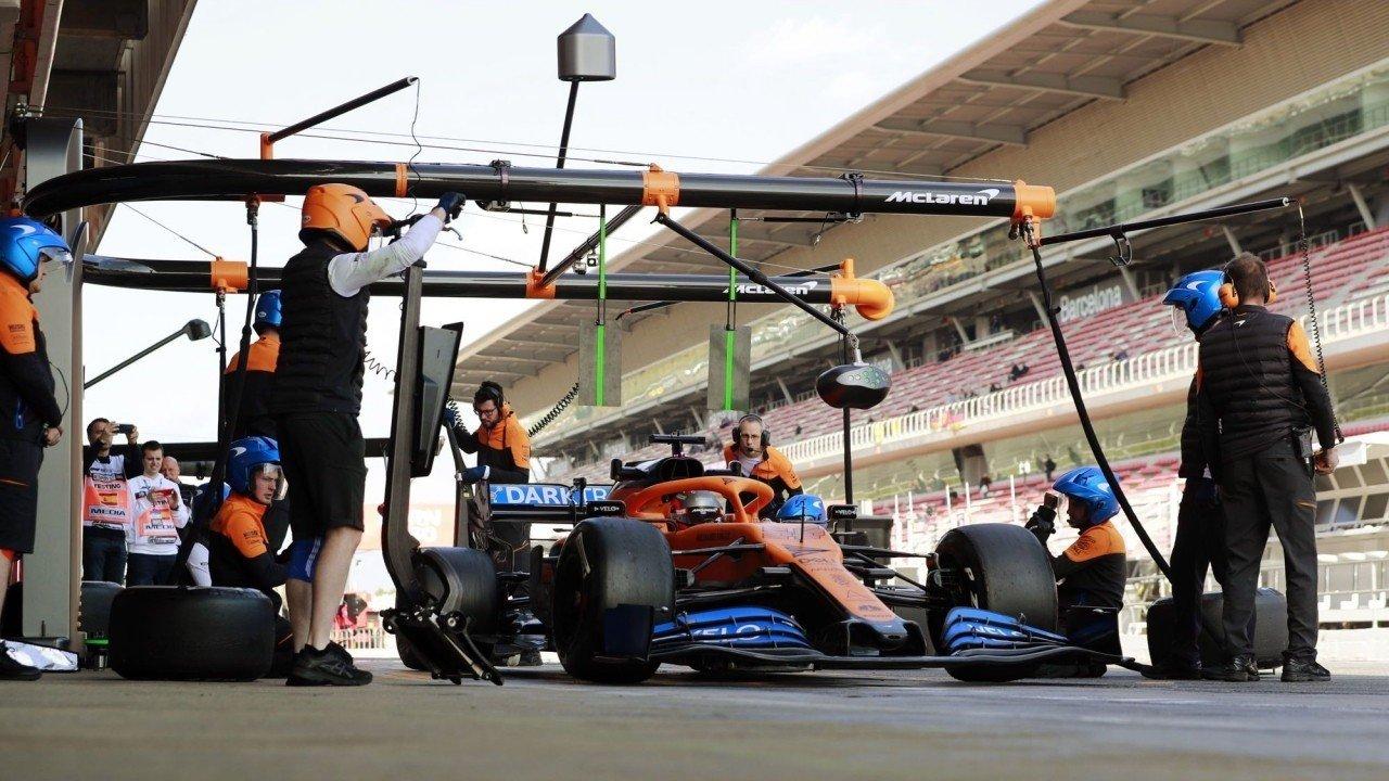 McLaren cree que la F1 podrá celebrar un mínimo de 14 carreras en 2020
