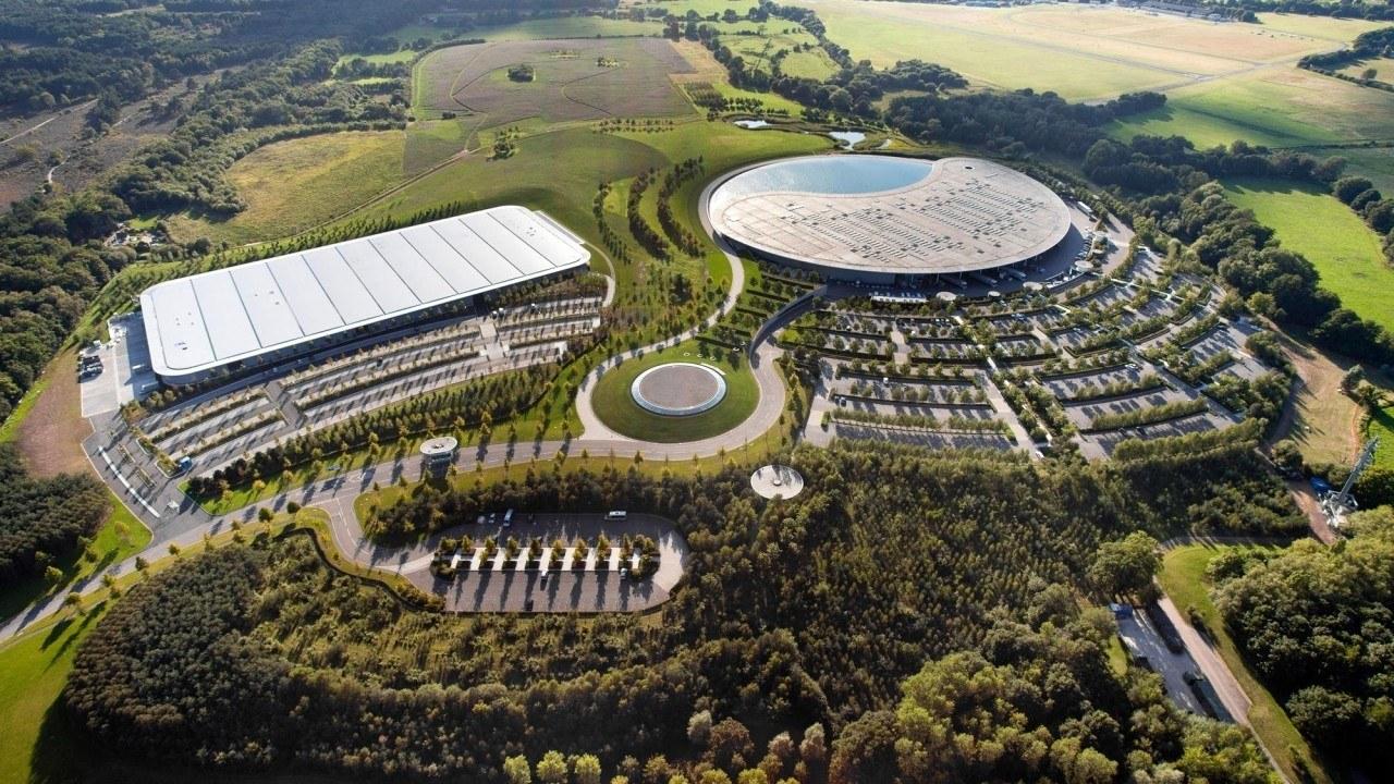 McLaren se prepara para 1200 despidos a causa del coronavirus