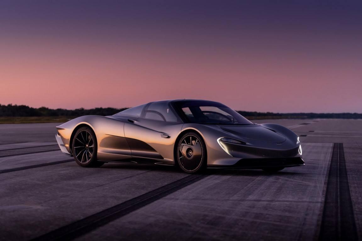 McLaren desvela las claves técnicas que hacen único al nuevo Speedtail