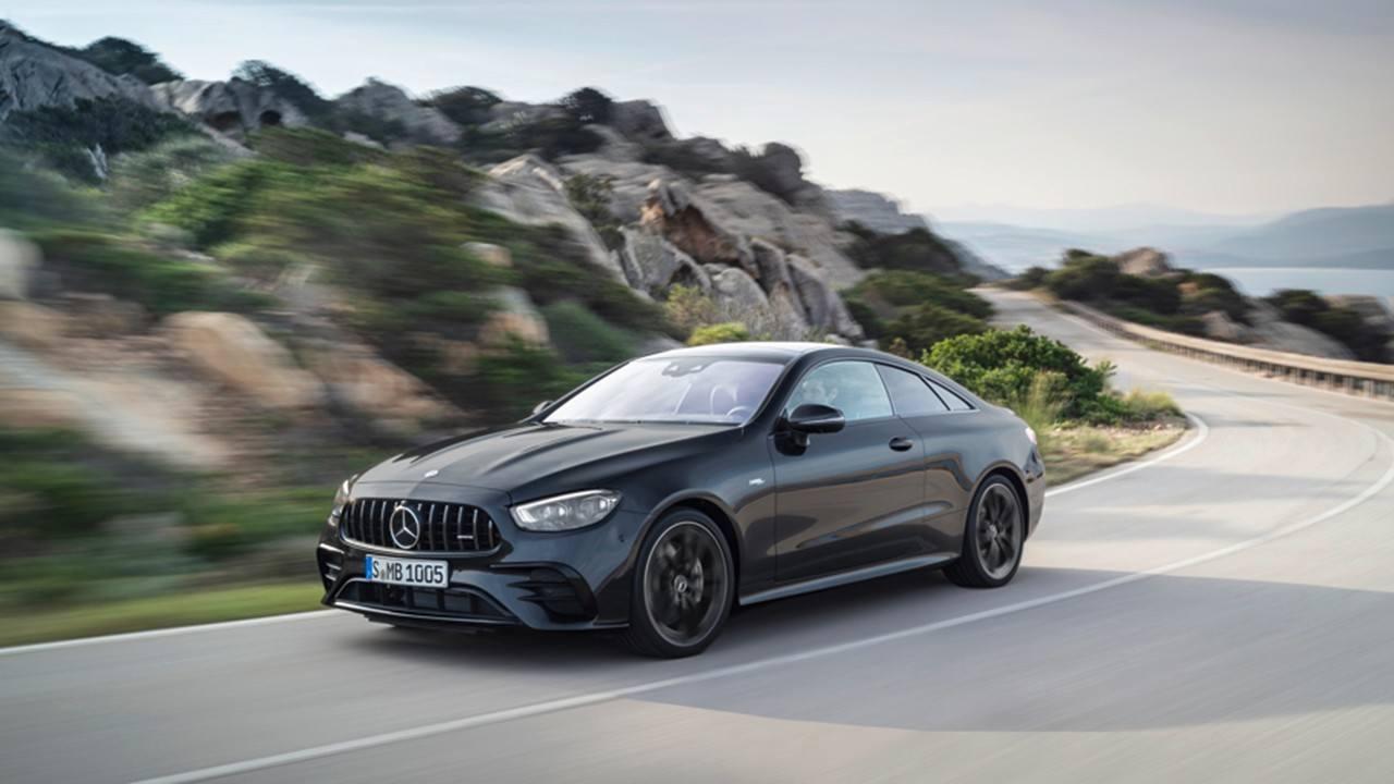 Mercedes Clase E Coupé 2020, más tecnología y eficiencia