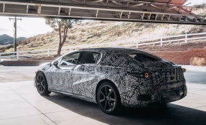El futuro Mercedes EQS arrancará su comercialización en verano de 2021