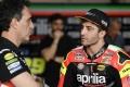 Andrea Iannone acelera su defensa ante el TAS para estar con Aprilia en Jerez