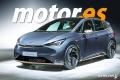 Así será el CUPRA el-Born, un adelanto de la versión deportiva del compacto eléctrico