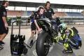 El equipo SRT y Yamaha negocian el futuro de Valentino Rossi en MotoGP