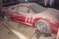 La rocambolesca historia del Ferrari F40 del hijo de Sadam Hussein