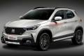 El nuevo SUV basado en el Fiat Argo llegará al mercado en 2021