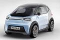 Kia lanzará un rival para el Citroën AMI, un nuevo microcoche eléctrico