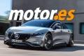 Mercedes EQE, la berlina eléctrica cuya llegada es temida por Tesla