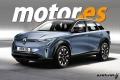 Renault trabaja en un nuevo SUV eléctrico basado en el Morphoz, que debutará en 2022