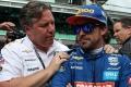 ¿Volverá Alonso a la F1 con Renault? Zak Brown habló con él y no lo descarta