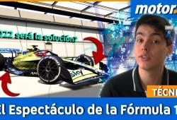 [Vídeo] El espectáculo de la Fórmula 1, ese debate eterno. ¿Será 2022 la solución?