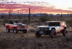 Ford lanza una web para crear comunidad entre los usuarios del futuro Bronco