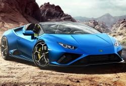 Lamborghini Huracán EVO RWD Spyder, llega la tracción trasera al biplaza italiano