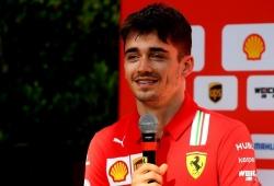 «¿Piensa Leclerc en ser campeón?»: el piloto de Ferrari no lo ve claro