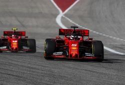 Piero Ferrari: «Con Leclerc y Vettel, Binotto tendrá que gestionar una situación anómala»