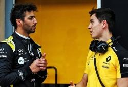 El piloto que se fue de Renault al predecir la salida de Ricciardo y, ¿el fichaje de Alonso?