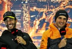 Ricciardo habló con Ferrari antes de fichar por McLaren, ¿por qué no fue el elegido?