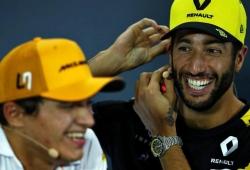 Si Ricciardo piensa que llegará a McLaren como número 1, que se olvide