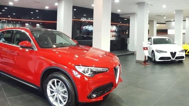 Concesionario de Alfa Romeo