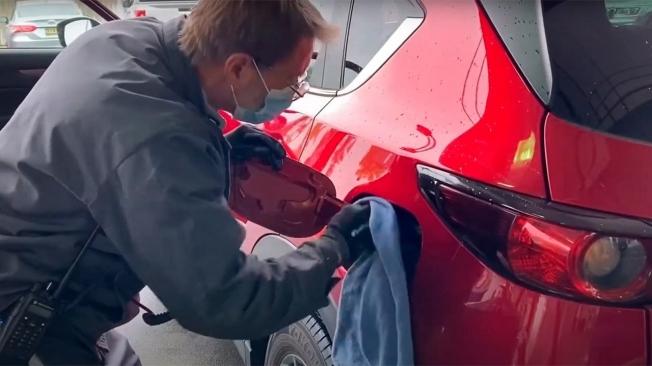 Limpieza y desinfección de coches en época del coronavirus