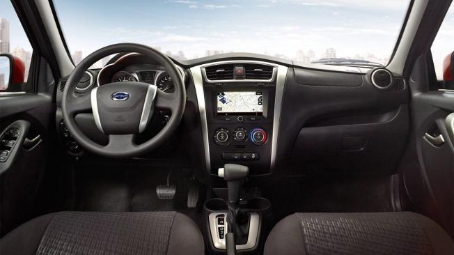Datsun mi-DO - interior
