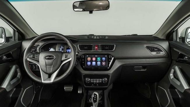 EVO Electric - interior