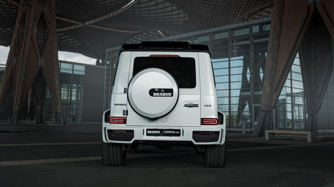 Brabus 700 Widestar Mercedes-AMG G 63