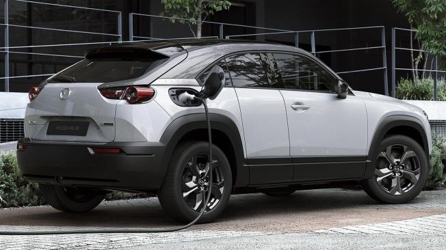 Mazda MX-30 - posterior