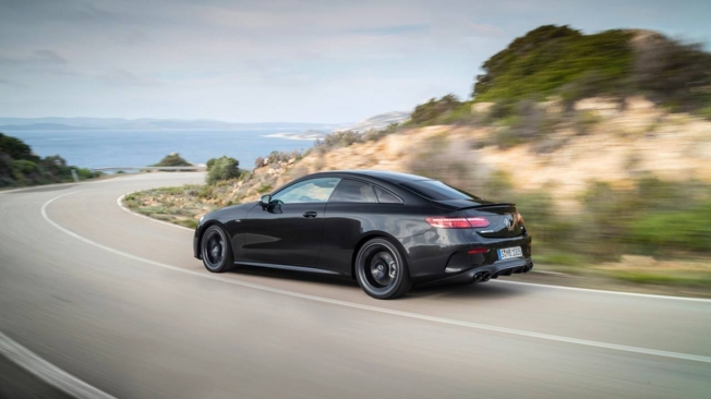 Mercedes-AMG E 53 4MATIC+ Coupé 2020