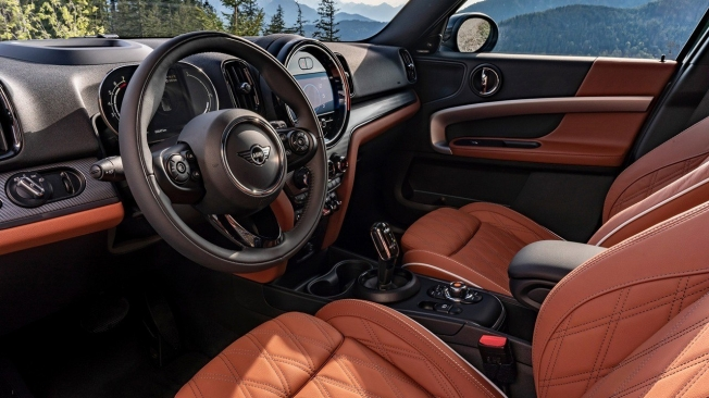 MINI Countryman 2020 - interior