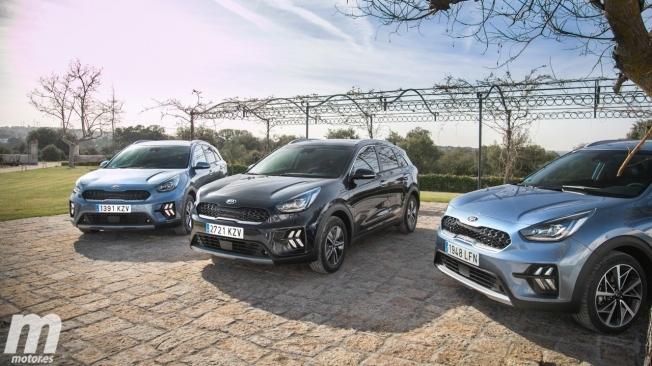 Los coches híbridos también se verán desplazados por las medidas del Ejecutivo