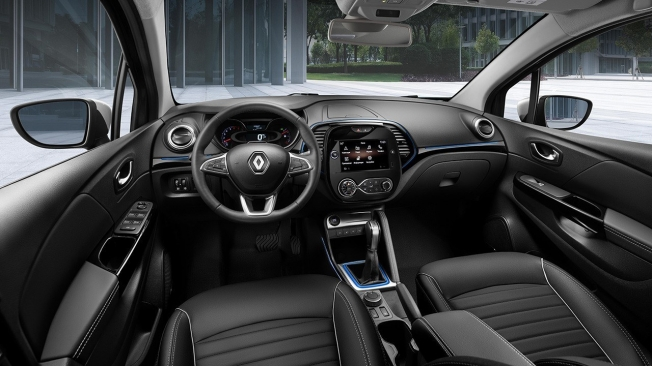 Renault Kaptur 2020 - interior