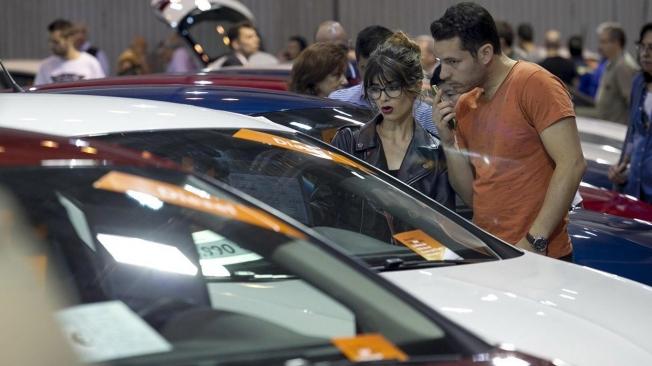 Ventas de coches de ocasión en España en abril 2020