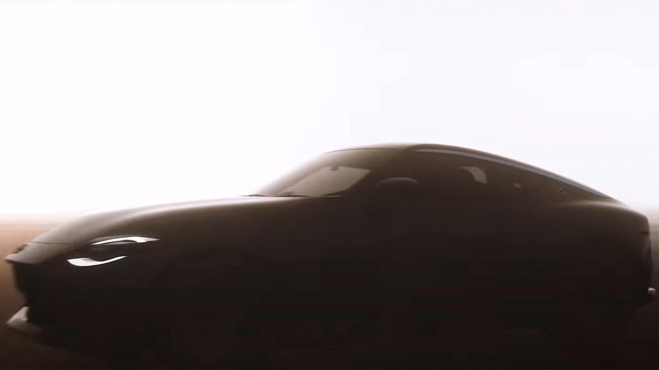 El nuevo Nissan 370Z se deja entrever en este primer adelanto oficial en vídeo