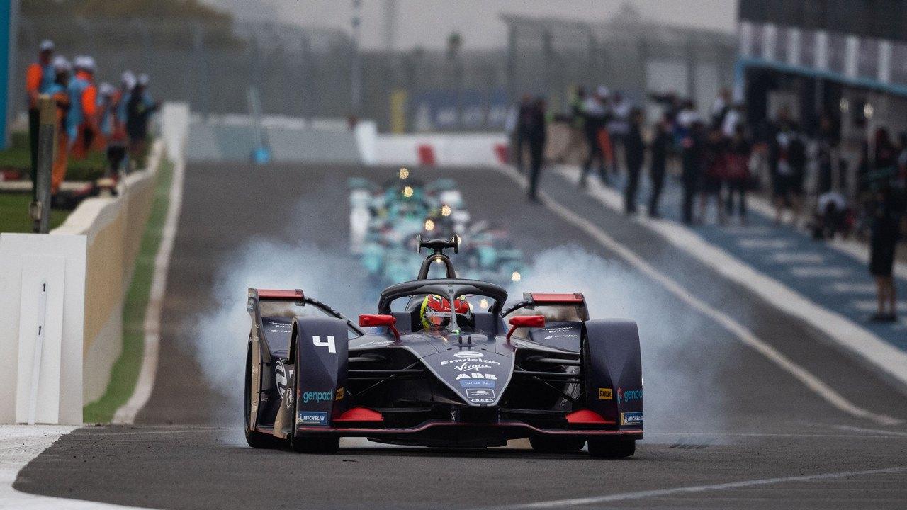 Octubre es la fecha límite para acabar la actual temporada de Fórmula E