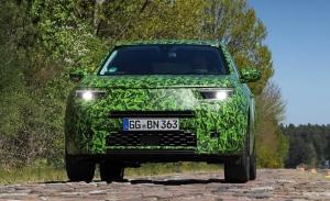 Opel desvela las pruebas con los prototipos de los nuevos Mokka y Mokka-e 2021