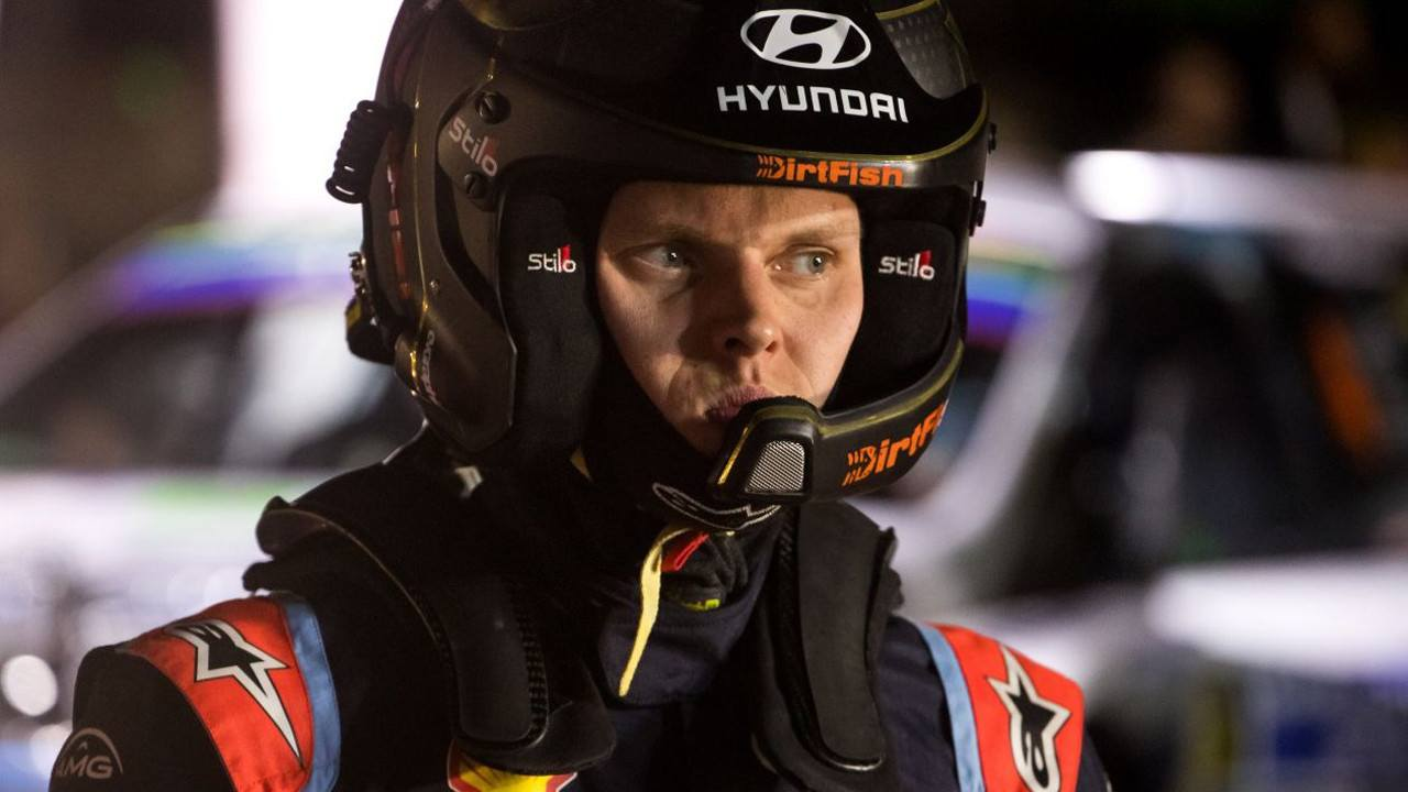 Ott Tänak considera que los 'Rally1' pueden ser realmente rápidos