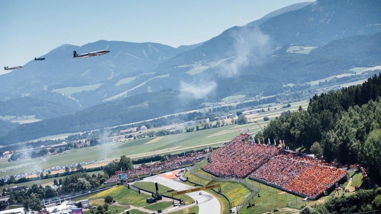 El plan para el estreno en Austria: test, aislamiento y dos GP en una semana