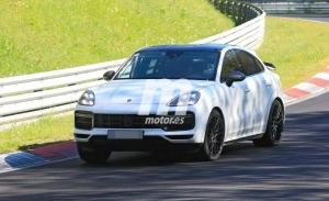 El Porsche Cayenne Coupé GT/GTS a fondo en Nürburgring ahora en vídeo