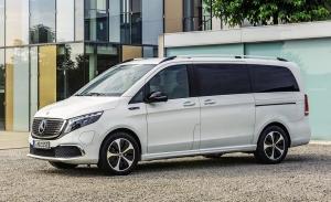El nuevo Mercedes EQV ya está a la venta, ¿cuánto vale esta furgoneta eléctrica?