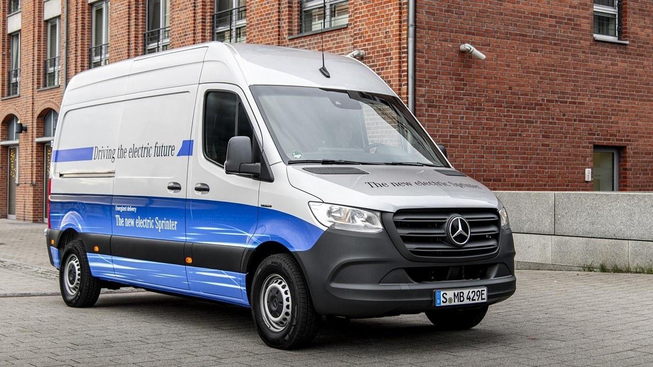 La furgoneta eléctrica Mercedes eSprinter ya tiene precio en España