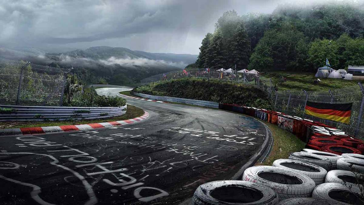 ¿Cuánto cuesta ir al circuito de Nürburgring?