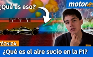 [Vídeo] ¿Qué son las turbulencias? El gran problema de la Fórmula 1