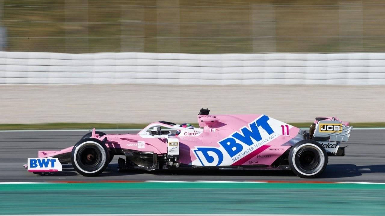 Racing Point confirma que la FIA comprobó la legalidad del «Mercedes rosa»