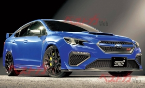 Nuevos datos y renders del futuro Subaru WRX STi de 400 CV