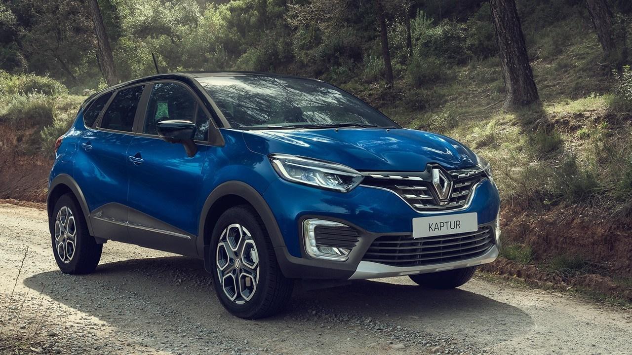 Renault Kaptur 2020, el exitoso SUV vendido en Rusia se pone al día